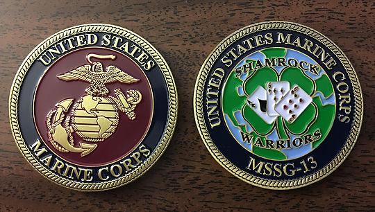 MSSG-13 Coin