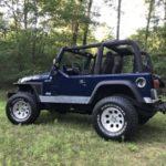 2004 Jeep TJ - Driver Side