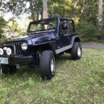 2004 Jeep TJ - Driver Front