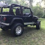 2004 Jeep TJ - Passenger Rear