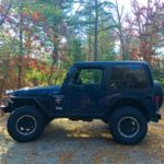 2000 Jeep TJ - Topped