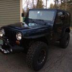 2000 Jeep TJ - Topless 2