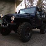 2000 Jeep TJ - Topless