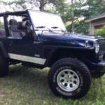 2004 Jeep TJ - Passenger Front
