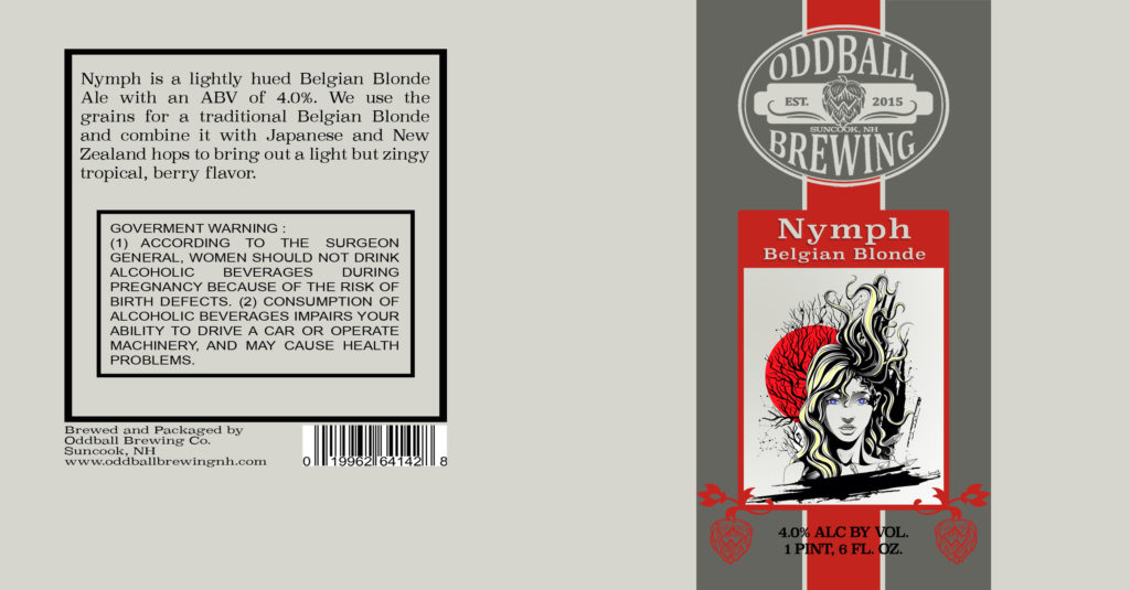 Oddball Brewing - Nymph